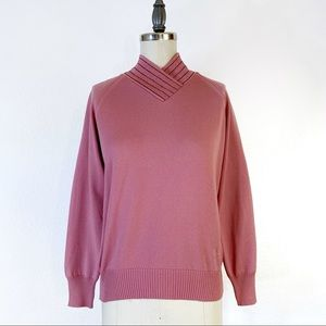 Givenchy Sport Vintage Stripe Collar Sweater